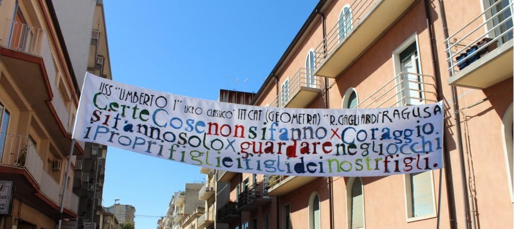 Ragusa - Antimafia 21 marzo 2014