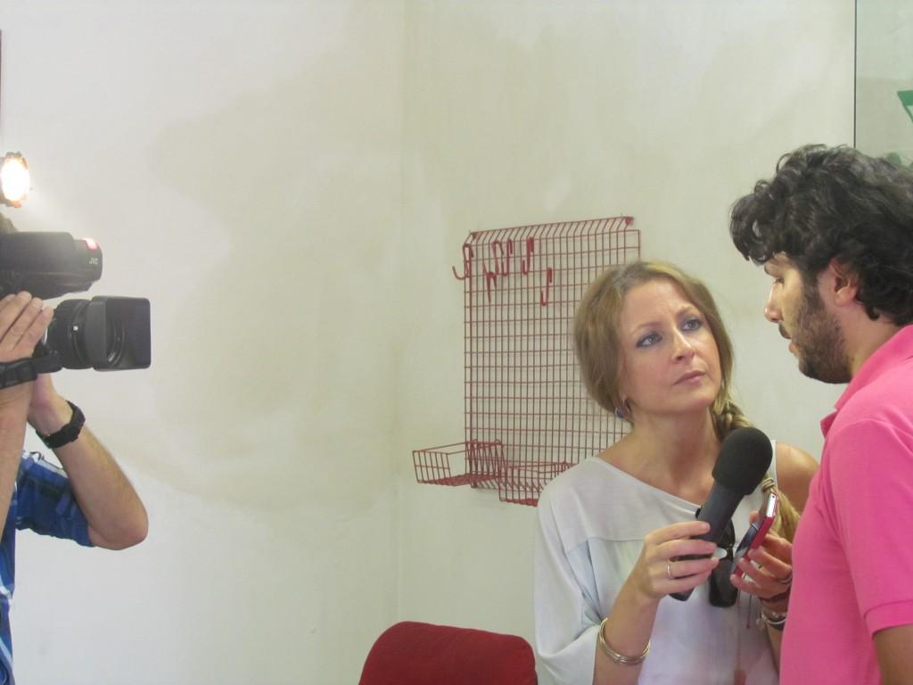 Giorgio Abate ai microfoni di E20 Sicilia