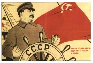 Per un periodo Stalin ha servito come marinaio nella marina mercantile russa